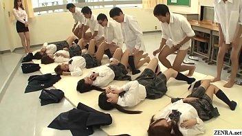 Sex at school video