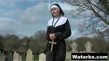Nun Forced Gangbang In Church