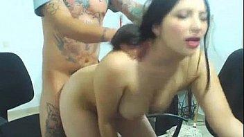 tatuado cachando a cholita cajamarquina