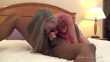 Milf leilani visit her bbc lover