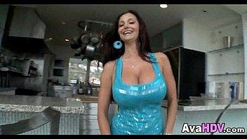 lesbian with big tits having sex