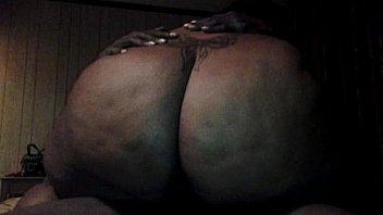 Girl riding huge dick