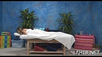Teenie Massage
