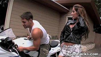 Biker porno