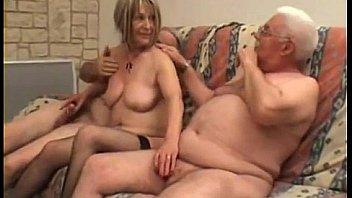 Aldre franskt par cuckolding