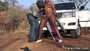 African groupsex safari orgy 4