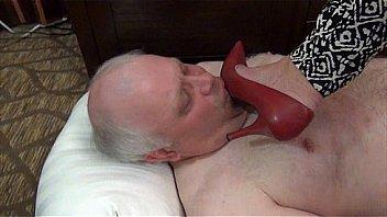 mschristina - red-stiletto-trample-jerk