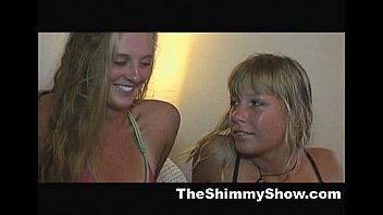 TheShimmyShow - 18yo redneck teenager...
