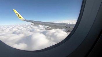 Offentlige BJ pa flyet