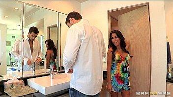 Smukke big-booty hustru Aleksa Nicole...