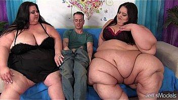 2 grosses filles se faire...