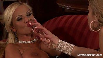 MARINA: Kinky girls pleasuring each other