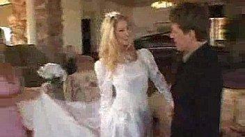 Braut und Brautjungfern Anal am...