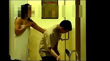 Bhabhi blinken hotel Junge