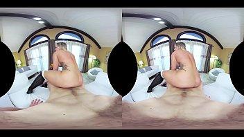 VRHUSH Big booty Cali Carter fucked in VR!