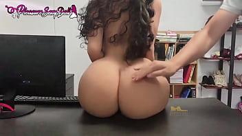 Big bouncy boobs ass gif