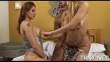 Sexy Tgirl porno