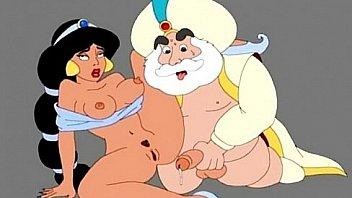 sex ariel Princess lesbian and jasmine