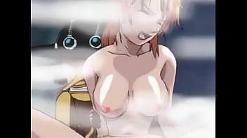 one piece nami nackt beim sex