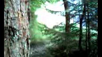 Sega nel bosco con sborrata Amatoriale