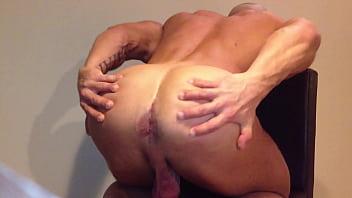 big muscle ass