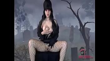 Elvira Masturbation Video