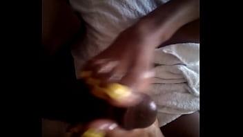 long yellow ebony toes