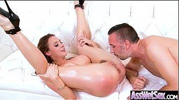 hard anal sex scene with curvy big hot butt girl chanel preston video 12