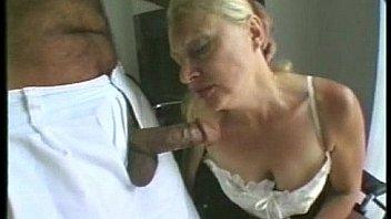 Blond granny pics