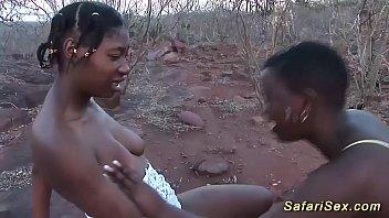 African safari groupsex orgy - 3 part 7