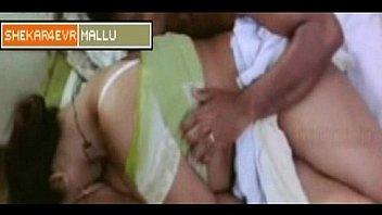 Sindhu Menon showing boobs