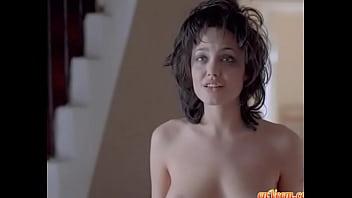 Angelina Jolie - Gia (hallway nude)