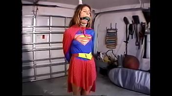 supergirl hanging