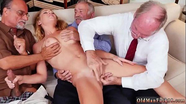 усложняващи порно трогает старик время все