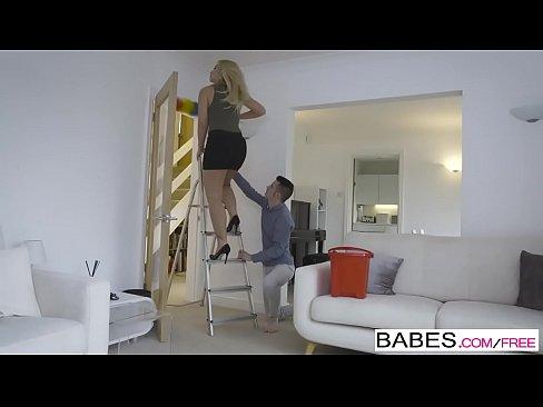 Ragazze Passo Mom Lezioni di Step Up con protagonisti Sam Bourne e Karlie Simon e Zoe Bambola clip
