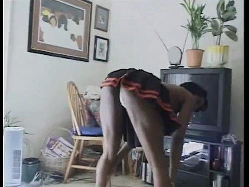 Mary Jane Hot Ebony Cheerleader