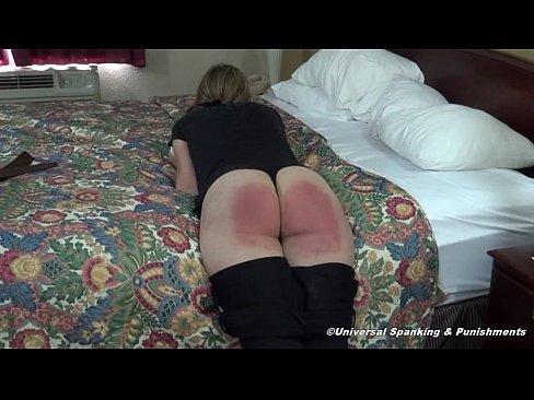 Dont hard spank too