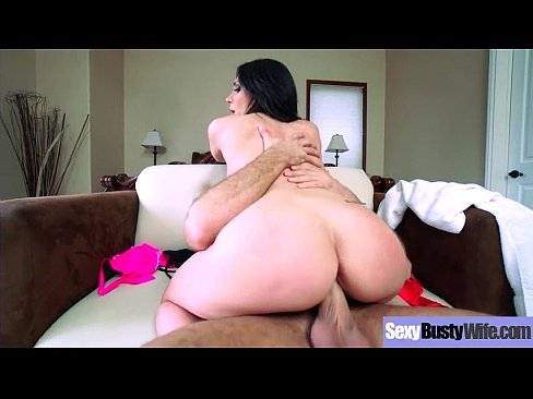 Big Melon Tits Housewife (Jaclyn Taylor) Enjoy Hard Sex On Camera clip-17