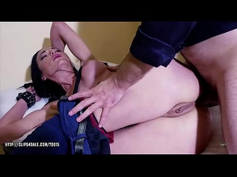 black chick anal porn