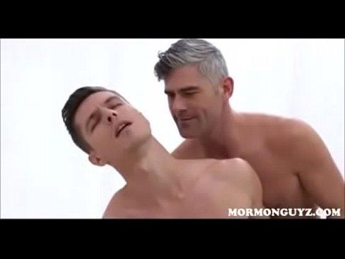 Mormon studs ass fucked