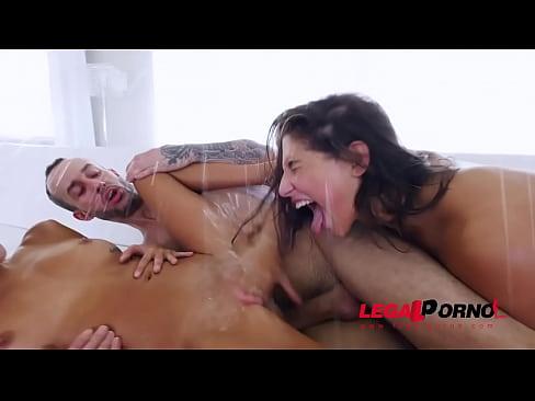 Anna polina interracial double penetration XXX