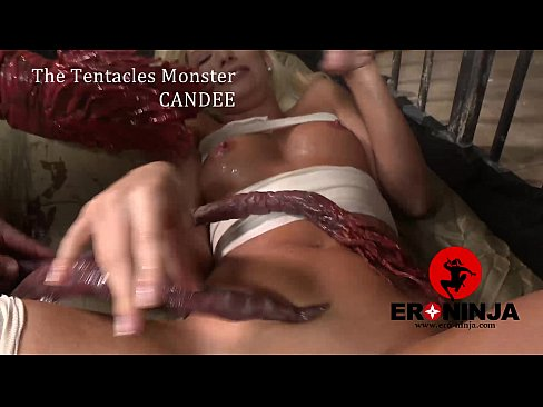 The tentacles monster candee licious 3