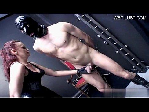 Massive natural tits brutal sex