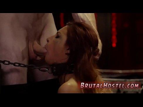 Brutal anal slave Poor Jade Jantzen.