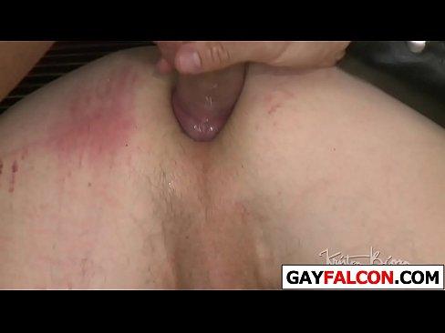 Wild gay orgy