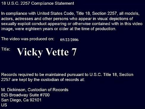 Vicky Vette - Hot Mom
