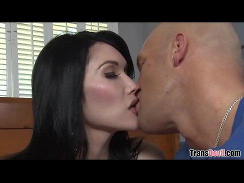 eva lin sexy asshole craves a big black cock