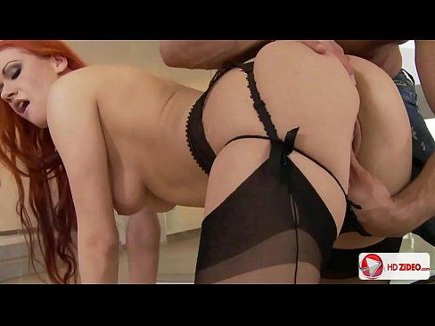 Redhead Anal Sex