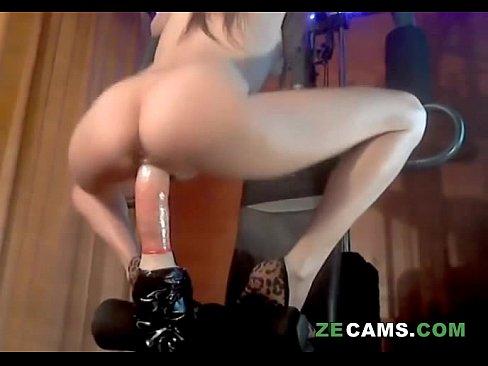 Amateur webcam fingering collection tube