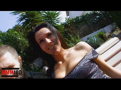 La primera escena porno de Samia Duarte con Terry Kemaco